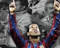 Chẳng ai nhớ Ronaldinho, vì ma thuật của anh là bất tử