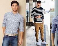 3 kiểu họa tiết dành cho các thanh niên chán mặc áo một màu