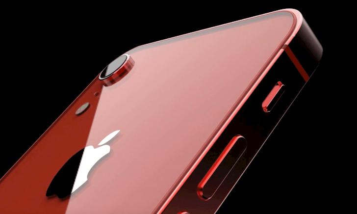 [Concept] iPhone SE 2 tuyệt đẹp, hỗ trợ sạc không dây, 'tai thỏ' bé hơn iPhone X