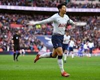 Son Heung-min chính thức vượt qua Martial và Hazard