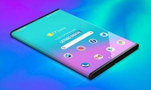 Ảnh dựng 3D điện thoại màn hình gập Xiaomi xuất hiện, tưởng không đẹp nhưng đẹp không tưởng