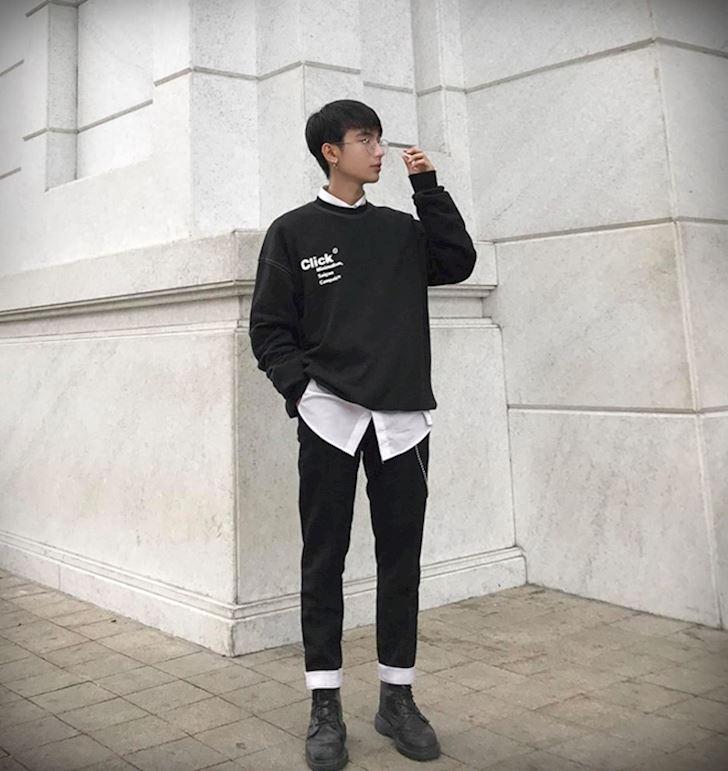 10 goi y street style chuan 'nam than' danh rieng cho anh em dang nguoi gay