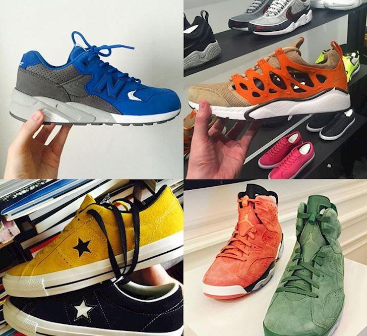 8 tai khoan instagram danh cho nam gioi me giay sneaker ai cung nen biet 1