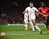 HIGHLIGHT: Di Maria gieo sầu cho Man Utd trong ngày Pogba lĩnh thẻ đỏ