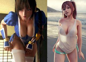 Những đôi chân siêu gợi cảm khiến game thủ phát cuồng trong thế giới game
