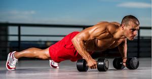 5 biến thể hít đất từ dễ đến khó tập toàn thân cho nam giới