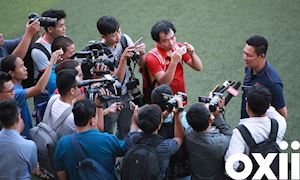 Không rõ đối thủ, nhưng HLV U22 Việt Nam vẫn phát biểu 'cứng'