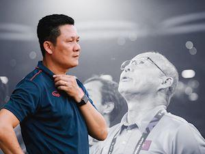HLV Nguyễn Quốc Tuấn và áp lực vô hình từ thầy Park