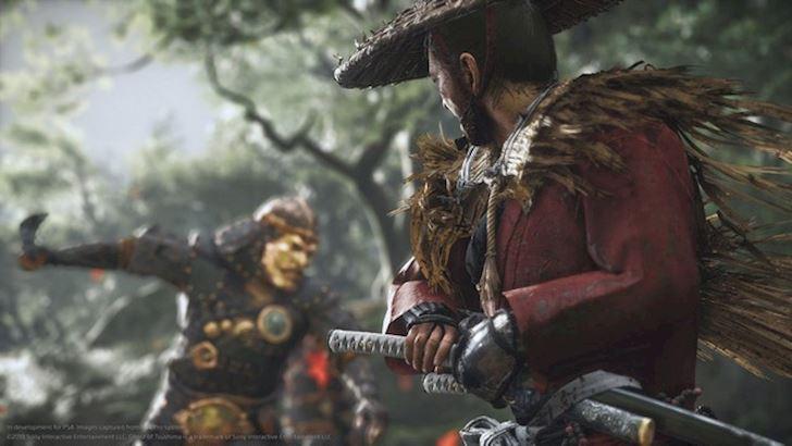Ghost of Tsushima – Dem cai hon cua samurai thoi hien dai vao game