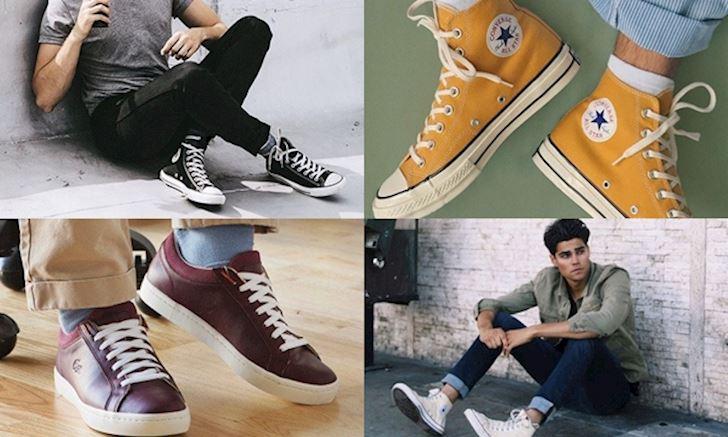 8 kieu that day giay thong dung danh cho cac tin do sneaker 1