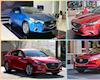 Các mẫu xe Mazda đang bán tại Việt Nam