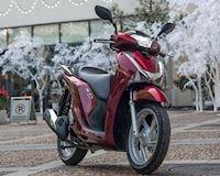 """Honda SH - """"Tượng đài"""" xe tay ga cao cấp"""
