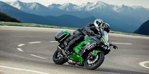 Kawasaki H2 SX SE, Sport-touring mạnh nhất hiện nay