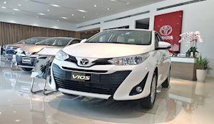 Tất tần tật thông tin về các mẫu xe Toyota tại Việt Nam