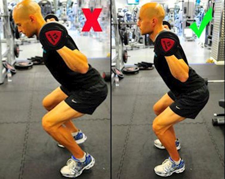 Nhung loi sai thuong gap khi tap gym
