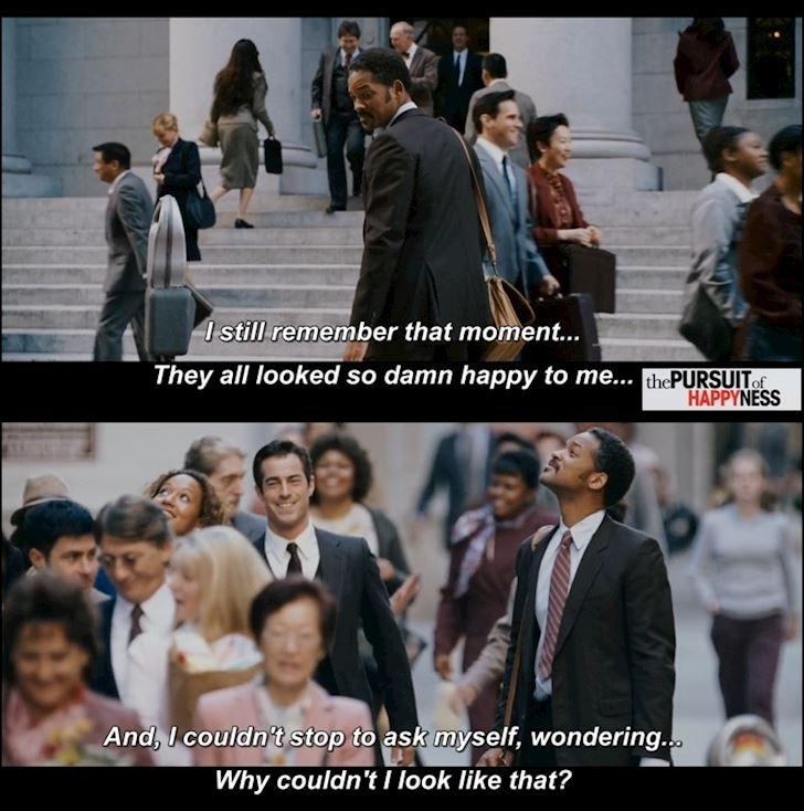 The Pursuit of Happyness Bo phim danh cho nhung nguoi dan ong dang lac loi 1