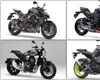 Kawasaki Z1000 tuổi gì so với các đối thủ?