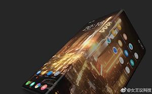 Chạy đua cùng Xiaomi, Vivo bất ngờ tiết lộ smartphone màn hình gập iQOO