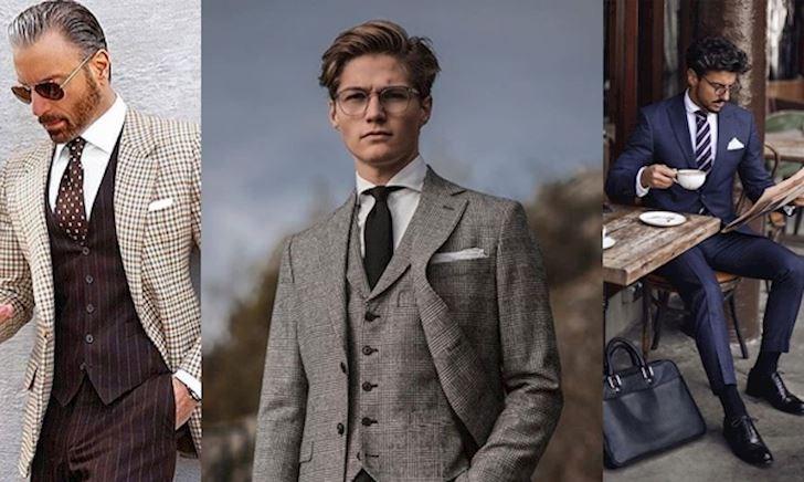 Muốn là quý ông hãy thuộc nằm lòng 6 quy tắc ăn mặc 'chuẩn' này