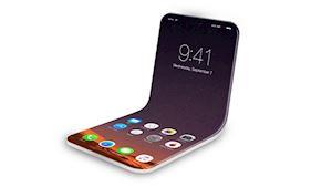 Lần đầu tiên lộ bằng sáng chế smartphone gập của Apple đã có từ năm 2011