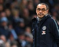 Chelsea thua thảm Man Utd, HLV Sarri sắp lên giá treo cổ