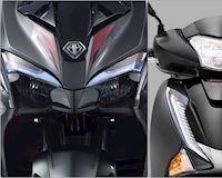 Chung động cơ 125cc, nên mua Honda SH không, với giá gấp đôi Air Blade?