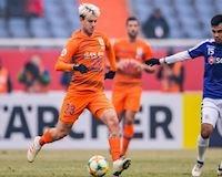 Highlights Shandong Luneng Taishan 4-1 Hà Nội FC: Sụp đổ trong hiệp 2