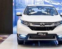 Giá xe Honda CRV 2019 và những thông tin ít biết