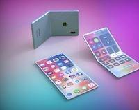 Concept iPhone gập mới nhất dựa theo bằng sáng chế vừa rò rỉ của Apple