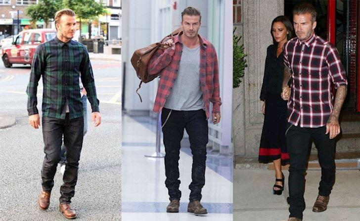 4 chiếc áo sơ mi tăng thêm độ nam tính khi phối cùng quần jeans