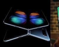 Trên tay chính thức smartphone màn hình gập Galaxy Fold của Samsung