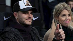 Mauro Icardi: 'Rắn độc' trong phòng thay đồ Inter