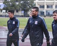 Cựu sao Inter tăng cân chóng mặt, CLB Trung Quốc điêu đứng