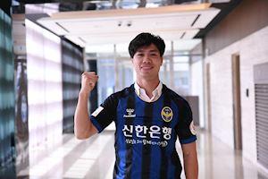 NÓNG: Công Phượng góp công vào chiến thắng 6-2 của Incheon United