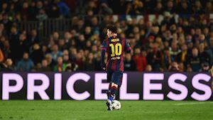 Messi may mắn khi ở Barca? Không, là ngược lại!
