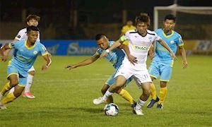 Highlights trận Sana Khánh Hòa 1-4 HAGL: Tuấn Anh trở lại, quân bầu Đức đại thắng