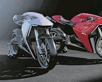 Ducati đang hướng đến chiếc mô tô điện