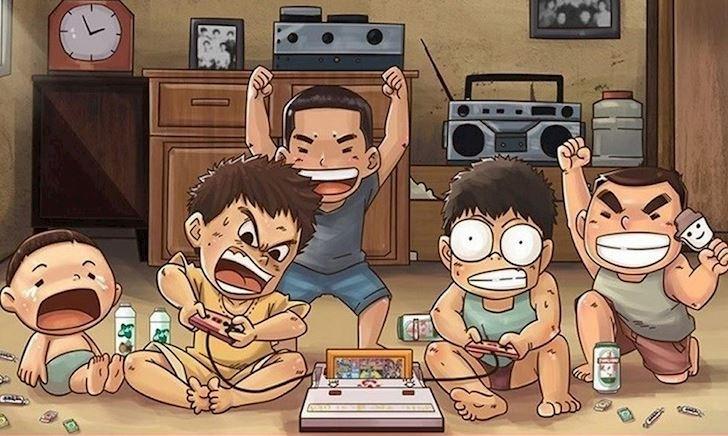 Những tựa game gắn liền với tuổi thơ của game thủ