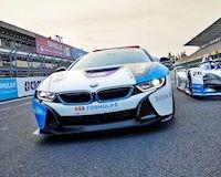 Độ BMW i8 cực ngầu chỉ để làm xe dẫn đoàn