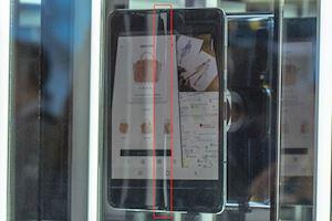 Không chỉ Huawei Mate X mà ngay cả Galaxy Fold hoàn hảo đến vậy mà cũng có nếp nhăn