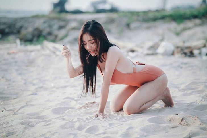 hot-girl-waralee-ngot-hon-duong-trong-bo-anh-sun-set