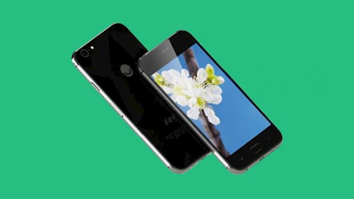 Smartphone Jindallae 3