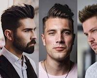 10 kiểu tóc tăng nam tính dành cho quý ông tháng 3