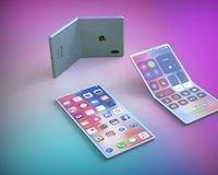 Apple đang tụt lại phía sau khi điện thoại màn hình gập lên ngôi