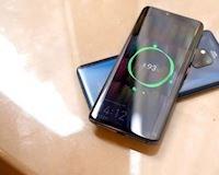 Những smartphone nào có thể sạc không dây cho thiết bị khác?