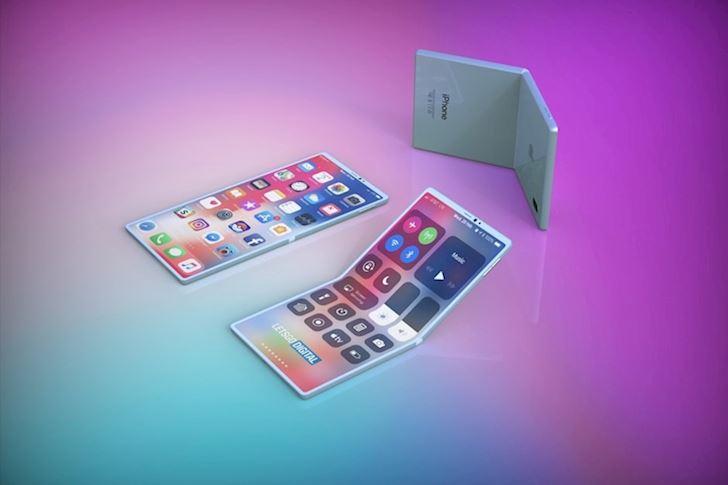 Concept iPhone gập