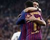 Dembele và Suarez hành hạ Real, Barca hiên ngang vào chung kết cúp Nhà Vua