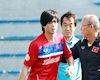 HLV Park Hang-seo trực tiếp xem giò Tuấn Anh
