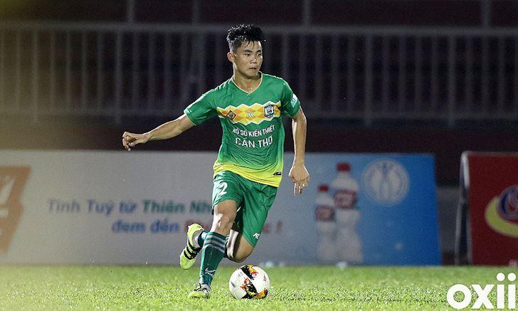 Ngo Tung Quoc VLeague 2018