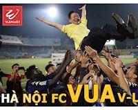 Bóng đá 2019: Vô đối vẫn là đội Hà Nội